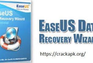 EaseUS Data Recovery Wizard 13.5 Crack
