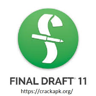 Final Draft 11.1.3 Crack
